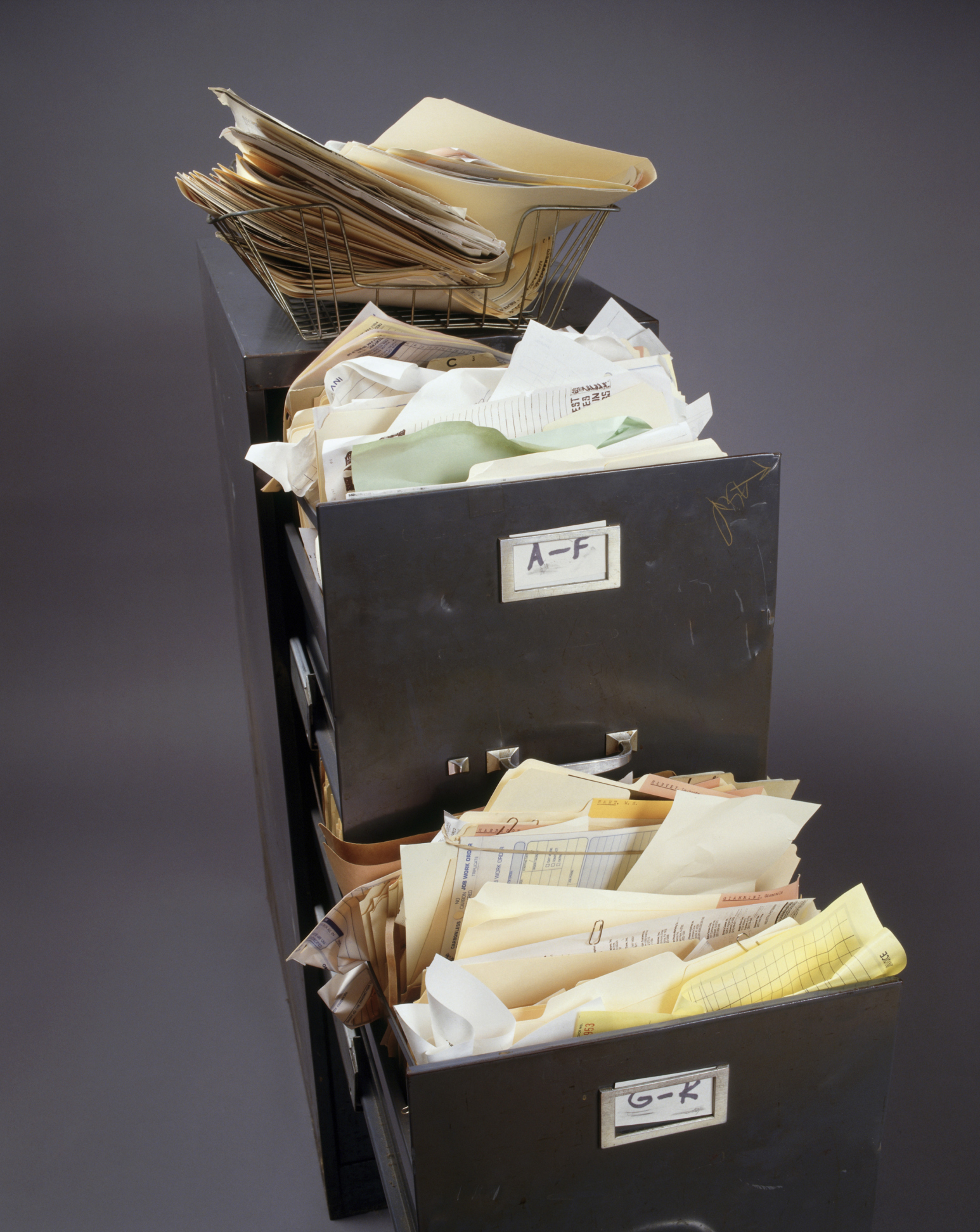 Well-known The Simplest Filing System in the World - Paper Tiger XG17