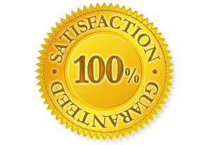 If you are not 100% satisfied, you can cancel at any time with no contracts or fees.